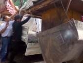 محافظ القاهرة: فرض الانضباط بالشارع وتطهير الأرصفة للمارة من الإشغالات