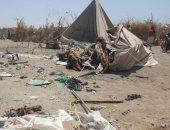 مقتل قيادى حوثى و8 من مرافقيه فى غارة لطيران التحالف بصعدة