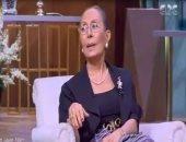 """شاهد.. رقية السادات تكشف قصة إدمان والدها لـ """"البايب"""""""