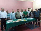 أحمد إبراهيم دهشان رئيسًا لمركز شباب مدينة سمسطا ببنى سويف