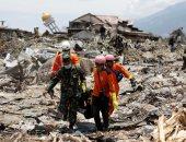 ارتفاع عدد ضحايا زلزال وتسونامى إندونيسيا إلى 1649 قتيلا