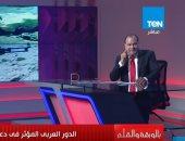 شاهد.. سفير السودان بمصر: التضامن العربى يحول النكسات إلى انتصارات