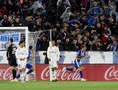 5 أرقام سلبية فى ليلة سقوط ريال مدريد أمام ألافيس فى الدوري الإسباني