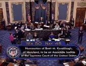 مجلس الشيوخ الأمريكى يصوت لصالح تعيين بريت كافانو فى المحكمة العليا