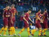 دجيكو يقود هجوم روما أمام سسكا موسكو فى دورى أبطال أوروبا