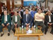 محافظ المنوفية يشهد احتفال مديرية الثقافة بالذكرى الـ45 لانتصارات أكتوبر