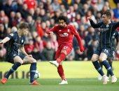 محمد صلاح يعود لتدريبات ليفربول وتزايد فرص لحاقه بمواجهة هدرسفيلد