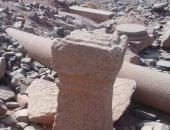 """تعرف على """"مونس كلوديانوس"""" أكبر مدينة رومانية فى الصحراء الشرقية.. صور"""