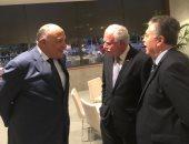 سامح شكرى يجتمع مع وزراء الخارجية العرب بمنتدى الاتحاد من أجل المتوسط