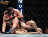 UFC ..الروسى حبيب نور محمدوف بطل الوزن الخفيف.. فيديو وصور