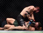 بتهمة السرقة والاعتداء.. الشرطة الأمريكية تعتقل بطل الـ MMA