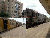تعرف على تعليمات السكة الحديد والمترو لسائقى القطارات فى العاصفة الرملية