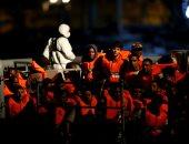 وصول 120 مهاجرا إلى مالطا بعد إنقاذهم فى البحر المتوسط