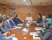 وزيرة الهجرة تدرس مشروع صندوق استثمارى للمصريين بالخارج بإشراف البنك المركزى