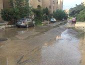 """استجابة لـ""""اليوم السابع"""".. شركة القاهرة للصرف تنفى وجود تجمعات مياه خلف نادى المعصرة"""