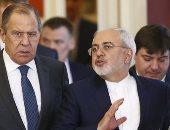 لافروف وظريف يبحثان النووى الإيرانى والوضع فى سوريا