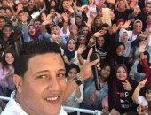 حمو بيكا يقدم إشكال على حكم حبسه بمحكمة مستأنف الدخيلة بالإسكندرية