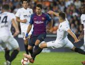 برشلونة يعلن تشخيص إصابة لويس سواريز