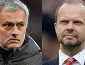 مانشستر يونايتد يعقد اجتماعا حاسما مع مورينيو خلال 48 ساعة