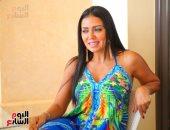 """رانيا يوسف تقترب من """"ملايكة إبليس"""" رمضان 2019"""