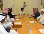 أعضاء الهيئة العربية للمسرح وجمعيات المسرحيين يبحثون مبادرة حاكم الشارقة