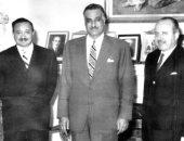 سعيد الشحات يكتب: ذات يوم9 أكتوبر 1958 عبدالناصر يقنع ثروت عكاشة بمنصب وزير الثقافة قائلا:  «بناء آلاف المصانع أمر يهون إلى جانب الإسهام فى بناء الإنسان»