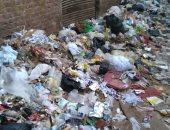 قارئ يشكو انتشار القمامة بشارع الأقصر فى إمبابة