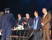جامعة النهضة تحتفل بتخريج دفعة 2018 بعدد من كلياتها