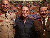 مؤسسة شباب بتحب مصر تشارك مكتب الدفاع بسفارة مصر بكينيا احتفالات أكتوبر