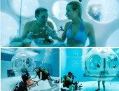 تعرف تعمل زيهم.. 4 ابتكارات خلت الحياة أحلى تحت الماء.. فيديو وصور