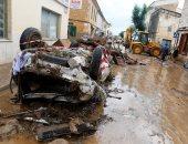 صور.. فيضانات تقتل 8 أشخاص على الأقل فى مايوركا بإسبانيا