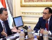 صور.. رئيس الوزراء يلتقى وزير النقل لمتابعة عدد من ملفات القطاع