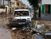 صور.. مقتل 9 على الأقل فى سيول عارمة اجتاحت جزيرة مايوركا بإسبانيا