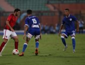 فيديو.. محمد شريف يتعادل للأهلى أمام الترسانة فى الدقيقة 37