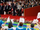 احتفال تايوان باليوم الوطنى