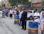 تحرير 1140 مخالفة وفحص 46 شخصا جنائيا فى حملات مكبرة بالمنوفية