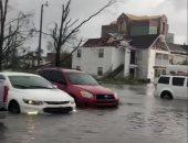 أمطار غزيرة على ساحل الخليج الأمريكى تهدد بفيضانات واستمرار إغلاق المدارس