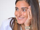 """فيديو.. أمينة خليل تدعو جمهورها لمتابعة أخبارها على """"اليوم السابع"""" و""""عين"""""""