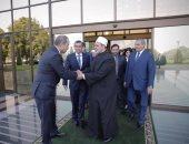 رئيس وزراء أوزبكستان: شيخ الأزهر علامة بارزة فى مصر والعالم الإسلامى