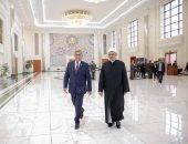 الإمام الأكبر: ليس هناك مؤسسة فى العالم حفظت تراث علماء أوزبكستان مثل الأزهر