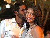 ردود فعل واسعة بعد زواج ممثل يهودى من إعلامية مسلمة من عرب إسرائيل