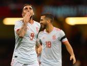 ملخص وأهداف مباراة إسبانيا ضد ويلز.. فيديو