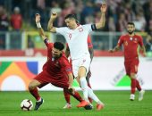 البرتغال تقتنص فوزا ثمينا من بولندا 3 - 2 فى دورى الأمم الأوروبية.. فيديو