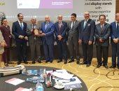 صور.. انطلاق أول دورة للمؤتمر العربى للمعارض والمؤتمرات بتونس