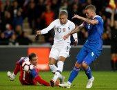 فيديو.. مبابى يصنع التاريخ مع فرنسا بعد الهدف القاتل أمام أيسلندا