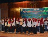 صور.. جامعة أسوان تنظم احتفالية بمناسبة الذكرى 45 لانتصارات أكتوبر