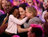 هل تدهورت صحة أنجلينا جولى خلال معركتها مع براد بيت لحضانة أطفالها؟