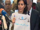 """رئيس تحرير """"النهار"""" اللبنانية تعليقا على الصفحات البيضاء: شعار أبيض بوجه الظلمة"""