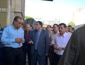 رئيس السكة الحديد يتفقد محطة القاهرة ويشدد على لجان التفتيش لتحسين الخدمة