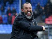 """نونو سانتو يتفوق على جوارديولا ويحصد جائزة """"مدرب الشهر"""" فى إنجلترا"""
